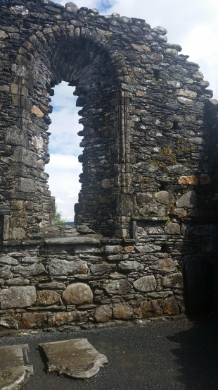 wicklow ruins