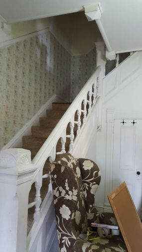 Housee stairs