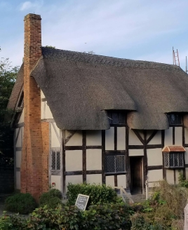 Anne Hathaway's Cottage, Stratford